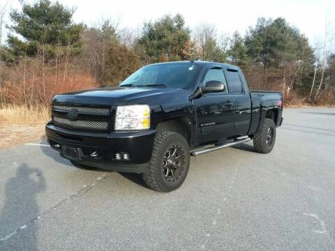 2011 Chevrolet Silverado 1500 for sale at Westford Auto Sales in Westford MA