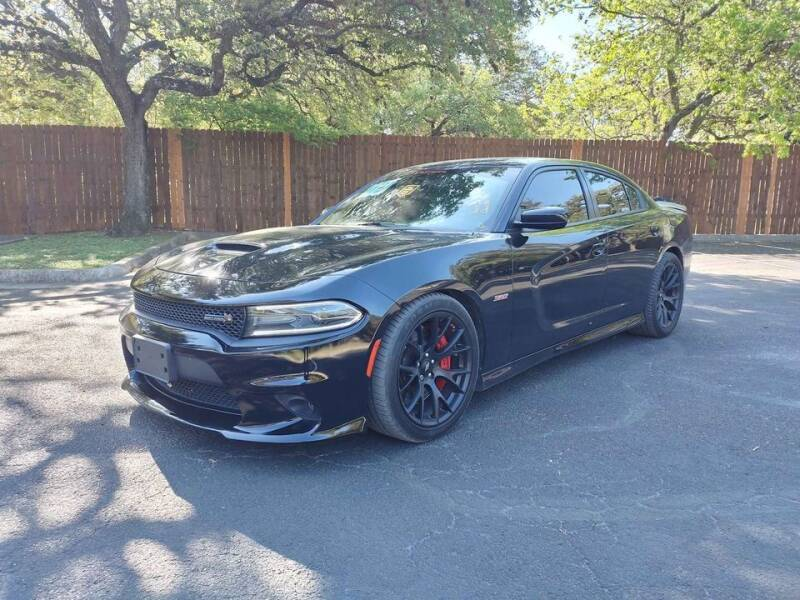 2018 Dodge Charger for sale at 57 Auto Sales in San Antonio TX