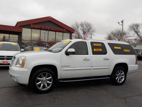 2008 GMC Yukon XL for sale at Super Service Used Cars in Milwaukee WI
