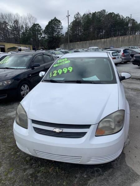 2009 Chevrolet Cobalt for sale at J D USED AUTO SALES INC in Doraville GA