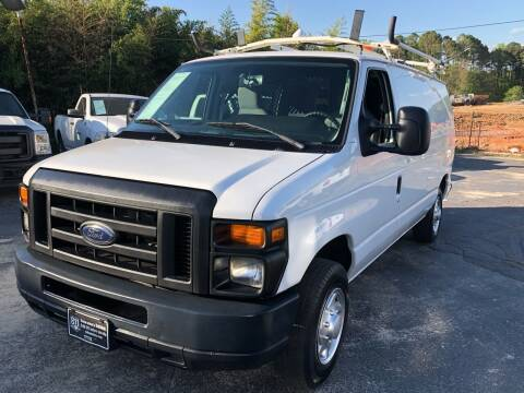 2012 Ford E-Series Cargo for sale at Capital Motors in Raleigh NC