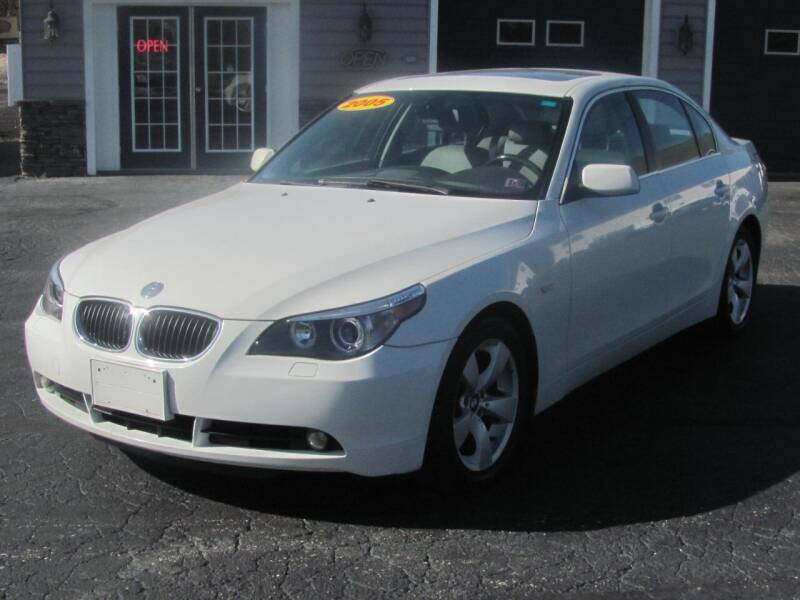 2005 BMW 5 Series for sale at American Auto Group, LLC in Hanover PA