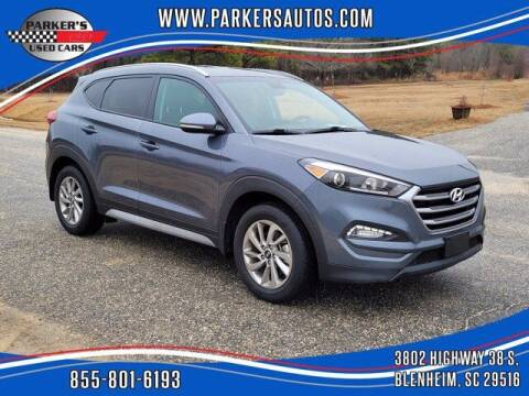 2017 Hyundai Tucson for sale at Parker's Used Cars in Blenheim SC
