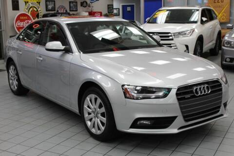 2013 Audi A4 for sale at Windy City Motors in Chicago IL
