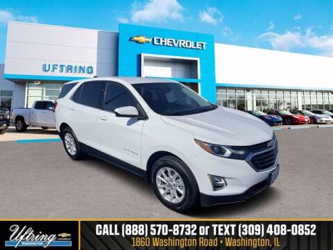 2020 Chevrolet Equinox for sale at Gary Uftring's Used Car Outlet in Washington IL