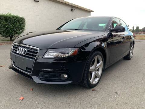 2011 Audi A4 for sale at 707 Motors in Fairfield CA