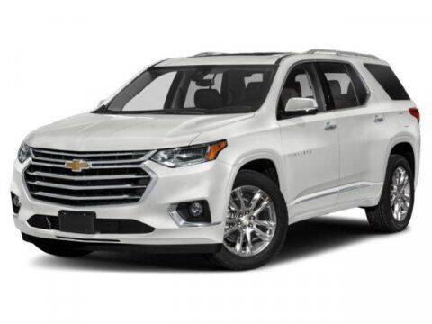 2018 Chevrolet Traverse for sale at QUALITY MOTORS in Salmon ID