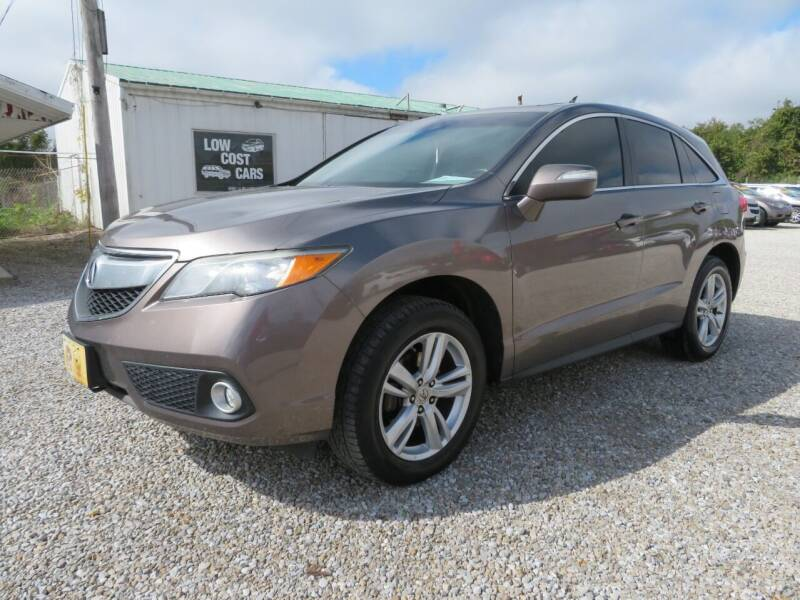 2013 Acura RDX for sale at Low Cost Cars in Circleville OH