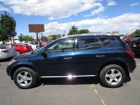 2006 Nissan Murano for sale at Miller's Economy Auto in Redmond OR