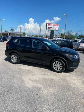 2017 Nissan Rogue for sale at Jamrock Auto Sales of Panama City in Panama City FL
