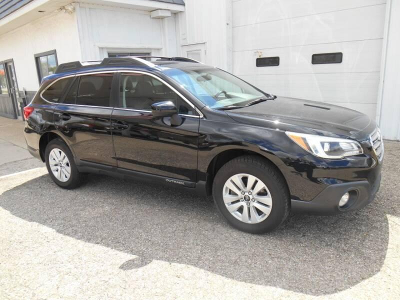 2016 Subaru Outback for sale at Unity Motors LLC in Jenison MI