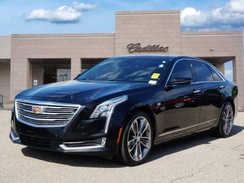 2018 Cadillac CT6 for sale at Suburban Chevrolet of Ann Arbor in Ann Arbor MI