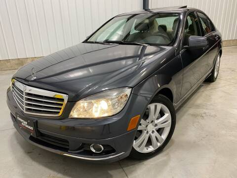 2010 Mercedes-Benz C-Class for sale at EUROPEAN AUTOHAUS, LLC in Holland MI