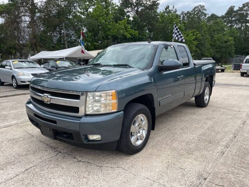 2009 Chevrolet Silverado 1500 for sale at AUTO WOODLANDS in Magnolia TX