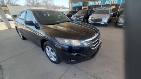 2010 Honda Accord Crosstour for sale at Divine Auto Sales LLC in Omaha NE
