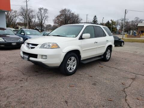 2005 Acura MDX for sale at RIVERSIDE AUTO SALES in Sioux City IA