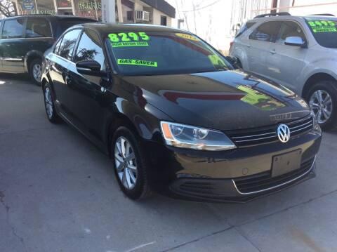 2014 Volkswagen Jetta for sale at Harrison Family Motors in Topeka KS