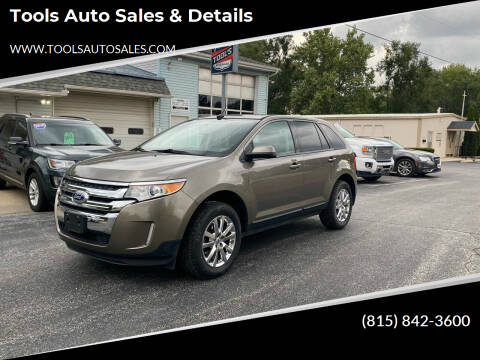 2013 Ford Edge for sale at Tools Auto Sales & Details in Pontiac IL