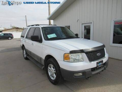 2006 Ford Expedition for sale at TWIN RIVERS CHRYSLER JEEP DODGE RAM in Beatrice NE