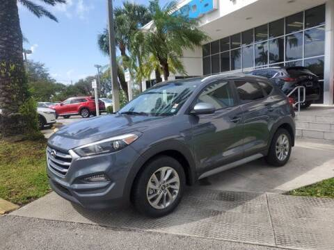 2017 Hyundai Tucson for sale at Mazda of North Miami in Miami FL
