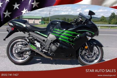 2013 Kawasaki Ninja for sale at Star Auto Sales in Fayetteville PA