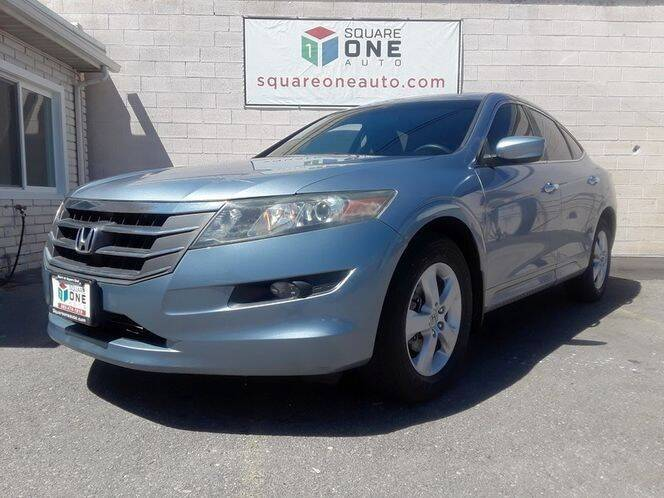 2010 Honda Accord Crosstour for sale at SQUARE ONE AUTO LLC in Murray UT