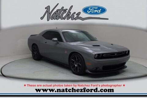2018 Dodge Challenger for sale at Auto Group South - Natchez Ford Lincoln in Natchez MS