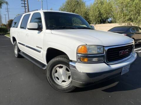 2003 GMC Yukon XL for sale at Beach Auto Group LLC in Midway City CA