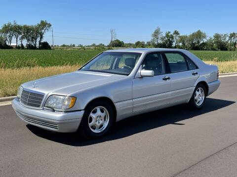1998 Mercedes-Benz S-Class for sale at Geneva Motorcars LLC in Delavan WI