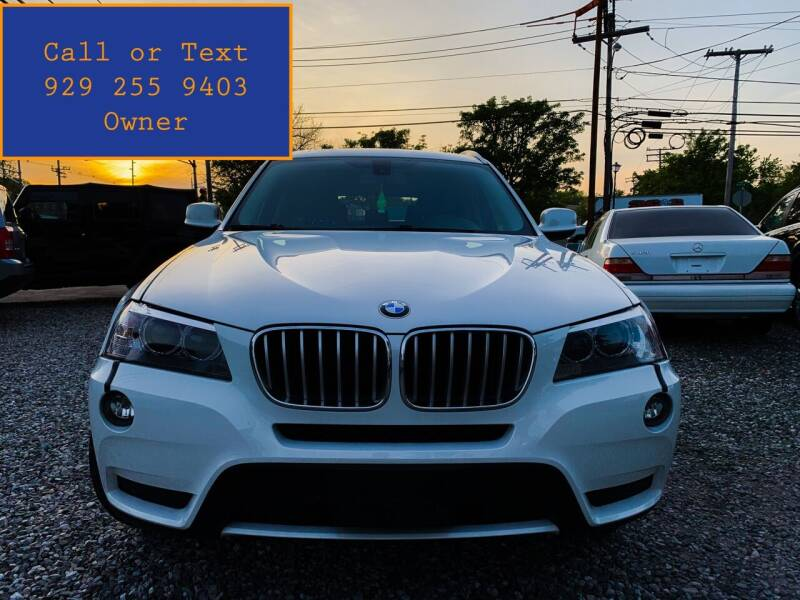 2013 BMW X3 for sale at Ultimate Motors in Port Monmouth NJ