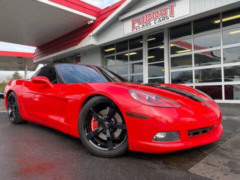 2009 Chevrolet Corvette for sale at Furrst Class Cars LLC  - Independence Blvd. in Charlotte NC