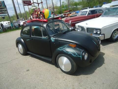 1974 Volkswagen Beetle for sale at Marshall Motors Classics in Jackson MI