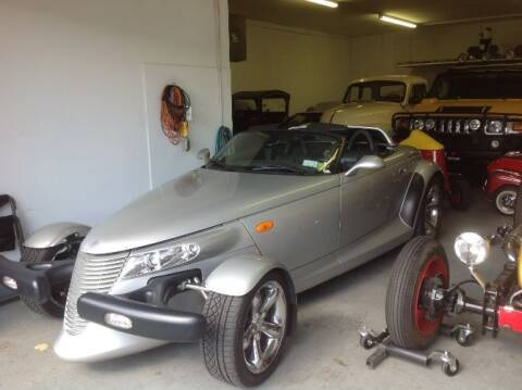 2001 Plymouth Prowler for sale at Classic Car Deals in Cadillac MI