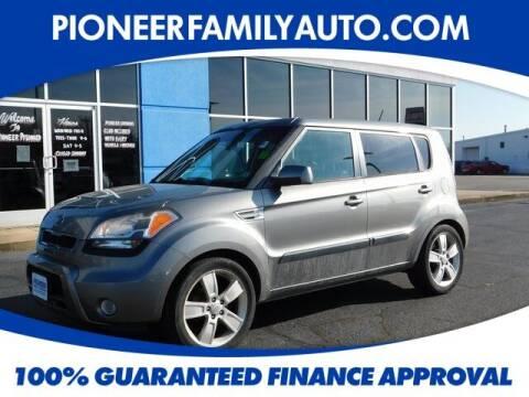 2011 Kia Soul for sale at Pioneer Family auto in Marietta OH