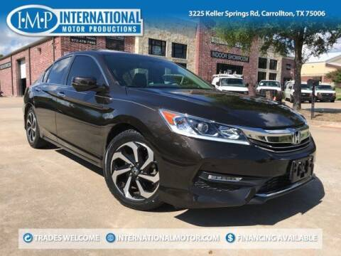 2016 Honda Accord for sale at International Motor Productions in Carrollton TX