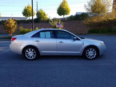 2012 Lincoln MKZ for sale at Lehigh Valley Autoplex, Inc. in Bethlehem PA