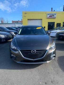 2014 Mazda MAZDA3 for sale at Hartford Auto Center in Hartford CT