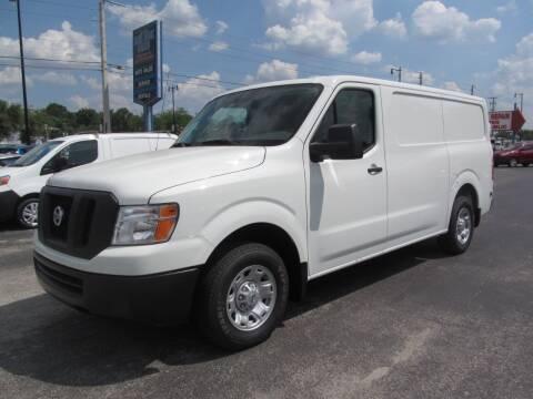 2020 Nissan NV Cargo for sale at Blue Book Cars in Sanford FL