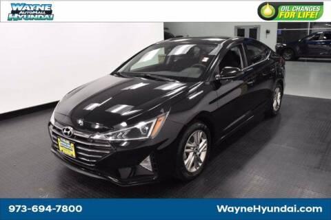 2019 Hyundai Elantra for sale at Wayne Hyundai in Wayne NJ