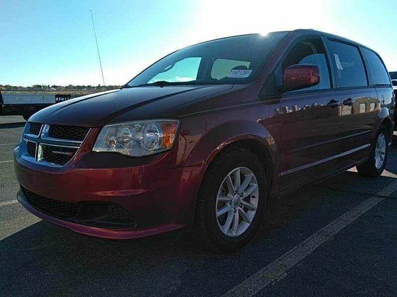 2014 Dodge Grand Caravan for sale at Buy Here Pay Here Lawton.com in Lawton OK