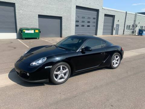 2011 Porsche Cayman for sale at The Car Buying Center in Saint Louis Park MN