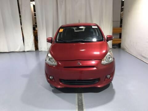 2015 Mitsubishi Mirage for sale at DREWS AUTO SALES INTERNATIONAL BROKERAGE in Atlanta GA