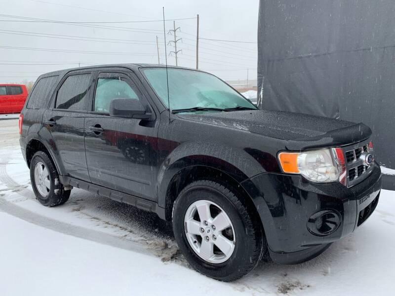 2010 Ford Escape for sale at Tomasello Truck & Auto Sales, Service in Buffalo NY