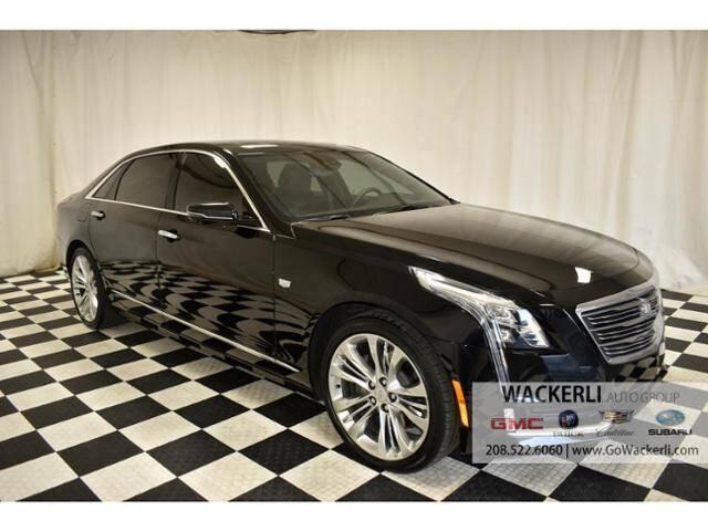 2017 Cadillac CT6 for sale in Idaho Falls, ID
