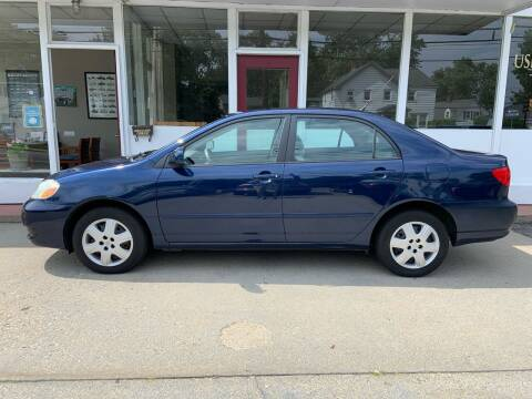 2006 Toyota Corolla for sale at O'Connell Motors in Framingham MA