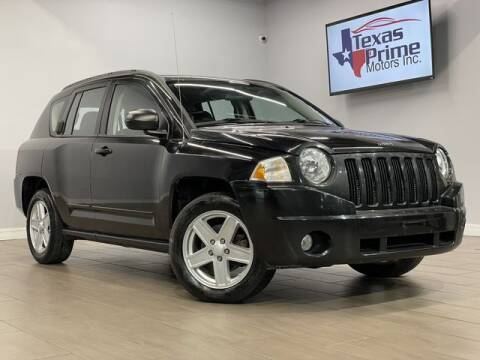 2010 Jeep Compass for sale at Texas Prime Motors in Houston TX
