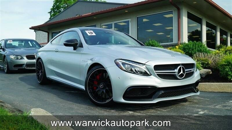 2018 Mercedes-Benz C-Class for sale in Lititz, PA