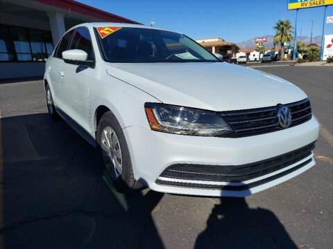 2017 Volkswagen Jetta for sale at Painter's Mitsubishi in Saint George UT