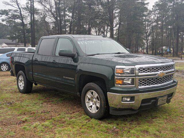2015 Chevrolet Silverado 1500 for sale at Best Used Cars Inc in Mount Olive NC