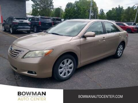 2008 Toyota Camry for sale at Bowman Auto Center in Clarkston MI